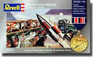US Army Honest John Missile w/Mobile Carrier #RVL00027