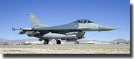 F-16C USAF Aircraft #RVL3992