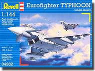Revell of Germany  1/144 Eurofighter Typhoon Single Seater Multi-Role Combat Aircraft (New Tool) RVL4282