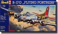 B-17G Flying Fortress Heavy Bomber (New Tool) #RVL4283