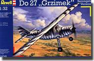 Revell of Germany  1/32 Collection - Dornier Do.27 Safari Aircraft RVL04745