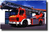 Revell of Germany  1/24 Mercedes Drehleiter DLK 23-12 RVL07504