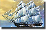 Revell USA  1/96 USS Constitution Old Ironsides RMX0398