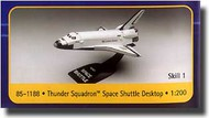 Revell USA  1/200 SNAP Space Shuttle Discovery RMX1188
