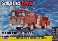 Revell USA  1/32 Mack Fire Engine Pumper Truck (Snap) RMX1225