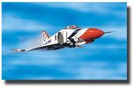 Revell USA  1/100 Easykit F-4 Phantom Thunderbird RMX1366