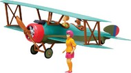 Revell USA  1/20 Scooby-Doo BiPlane (Snap) (New Tool) RMX1995