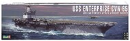 Revell USA  1/400 USS Enterprise CVN-65 Nuclear Powered Aircraft Carrier (Ltd Production) RMX325