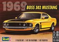 Revell USA  1/25 1969 Boss 302 Mustang - Pre-Order Item RMX4313