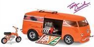 Revell USA  1/24 Tom Daniel's Baja Bandito VW Microbus, Mini Bike & Surfboard RMX4467