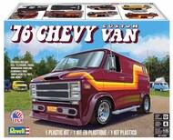 Revell USA  1/25 1976 Chevy Custom Van - Pre-Order Item RMX4490