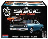Revell USA  1/24 1969 Dodge Super Bee 440 Six Pack (2 in 1) - Pre-Order Item RMX4505