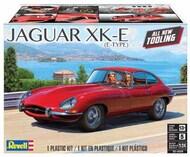 Revell USA  1/24 Jaguar XK-E (E-Type) Coupe (New Tool) - Pre-Order Item RMX4509