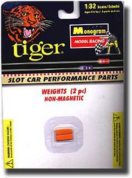 Non-Magnetic Weight 2 pc Set #RMX5116