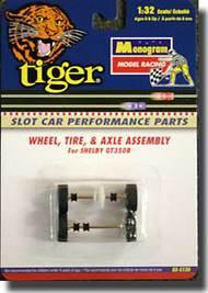 Revell USA  1/32 Mustang GT350R Wheel/Tire/Axle RMX5130