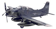 Revell USA  1/48 Collection - Skyraider AD5 (A1E) Bomber RMX5327