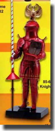 Revell USA  1/8 The Red Knight of Vienna (Figure) RMX6522