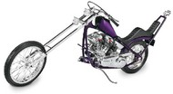 Revell USA  1/8 Tom Daniel's Grim Reaper Chopper Motorcycle RMX7541