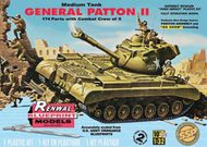 Revell USA  1/32 M47 Patton Tank  Ssp ## RMX7821