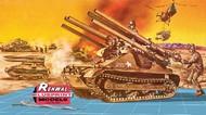 Revell USA  1/32 M50 Ontos USMC Tank & 3 Crew (SSP) (D)<!-- _Disc_ --> RMX7823