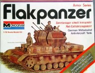 Revell USA  1/32 Collection - Flakpanzer Wirbelwind BOX DAMAGED RMX8219