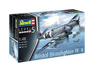 Bristol Beaufighter T.F. X Aircraft (New Tool) #RVL3943