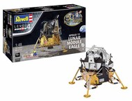 Revell of Germany  1/48 Apollo 11 Eagle Lunar Module (50th Anniversary of the Moon Landing) RVL3701