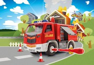 Revell of Germany  1/20 Revell Jr: Fire Truck- Net Pricing RVL1004