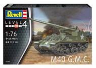 Revell of Germany  1/76 M40 GMC RVL3280