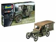 Model T 1917 Ambulance (ex ICM)* #RVL3285