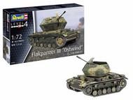 3.7cm Flak 43 Flakpanzer III Ostwind German Tank #RVL3286