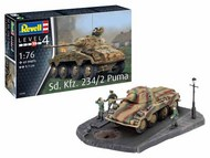 Revell of Germany  1/76 Sd.Kfz.234/2 Puma RVL3288