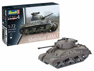 Revell of Germany  1/76 Sherman M4A1 RVL3290