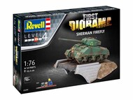 Sherman Firefly First Diorama Set Delivery: 05/2021* #RVL3299