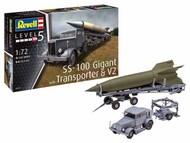 SS-100 Gigant + Transporter + V-2(ex Special Armour)* #RVL3310