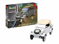 Revell of Germany  1/9 Kubelwagen Typ 82 LIMITED EDITION RVL3500