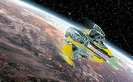 Anakin's Jedi Starfighter Star Wars #RVL3606