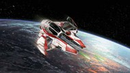 Obi Wan's Jedi Starfighter Star Wars #RVL3607