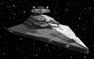 Revell of Germany  1/1230 Imperial Star Destroyer Star Wars RVL3609