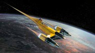 Naboo Starfighter Star Wars #RVL3611