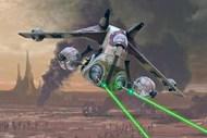 Republic Gunship Star Wars #RVL3613