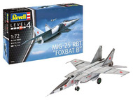 Mikoya MiG-25 RBT (ex ICM)* #RVL3878