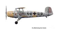 Bucker Bu-131 Jungmann (Ex ICM) #RVL3886