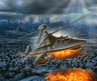 Kamov KA-58 Stealth (ex Zvesda) #RVL3889