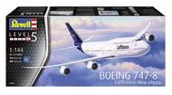 Boeing 747-8 Lufthansa 'New Livery' #RVL3891