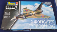 Eurofighter EF-2000A Typhoon: 100 Years RAF #RVL3900