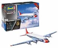 Douglas C-54D Thunderbird Platinum Edition #RVL3920