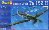 Focke Wulf Ta 152H #RVL3981