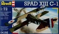 Spad XIII C-1 #RVL4192