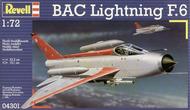 BAC Lightning F.6 #RVL4301